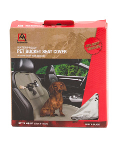 Waterproof Pet Front Seat Cover