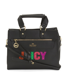 Rock Candy Satchel