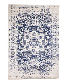 Made In Turkey 5x7 Vintage Inspired Area Rug