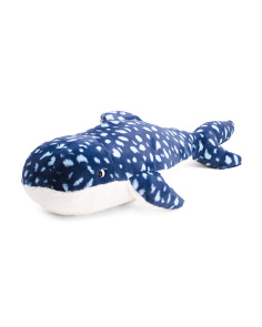 Kids Whale Shark Oversized Pillow