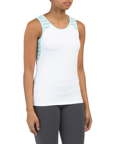 Tennis Color Block Tank