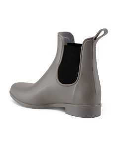 888f5d185836b Double Gore Rain Booties ...
