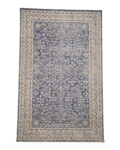 Made In Turkey High Low Textured Area Rug