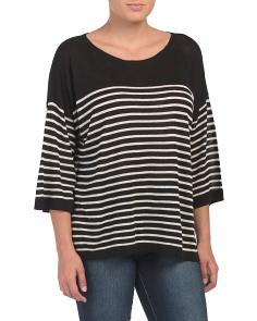Serra Stripe Sweater