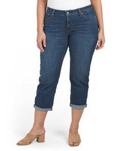 Plus Boyfriend Newport Way Jeans