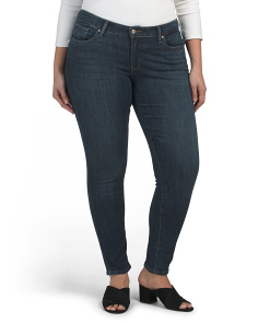 Plus Boyfriend Newport Way 711 Jeans