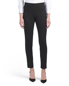 Seam Front Slimming Pants
