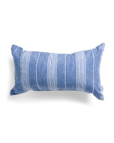 14x24 Indoor Outdoor Norwich Stripe Pillow
