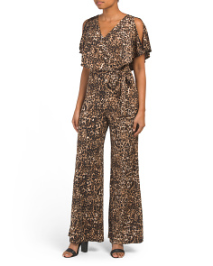 Made In Usa Multi Jumpsuit