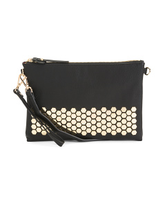 Convertible Clutch And Crossbody