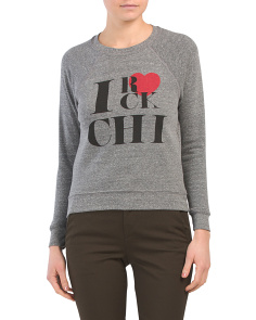 Rock Chi Crew Sweatshirt