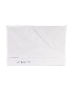 Made In France 200tc Percale Sheet Set