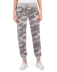Made In Usa Camo Joggers