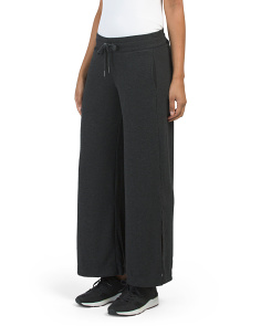 Elle Cozy Wide Leg Pants