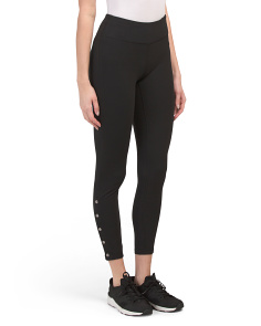 Katya Ankle Snap Leggings