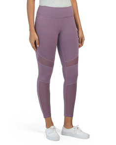 Willow Mesh Ankle Leggings
