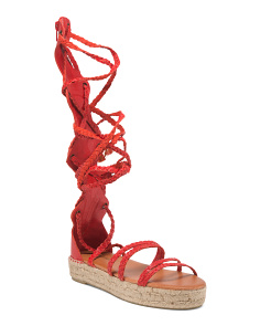 Bondi Tall Gladiator Sandals
