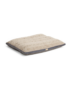 Thermacare Memory Foam Pet Bed
