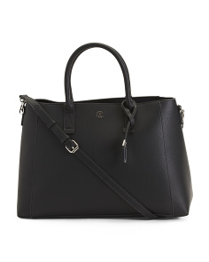 Charline Tote With Shoulder Strap