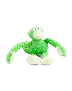 Large Crazy Tugs Monkey Dog Toy