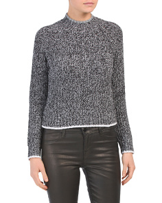 Ilana High Neck Sweater