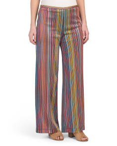 Made In Usa Penelope Wide Leg Pants