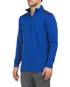 Storm Playoff Quarter Zip Top