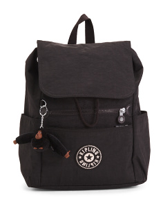 Nylon Soma Multi Pocket Backpack