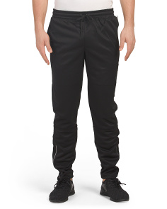 Tapered Zip Leg Pants