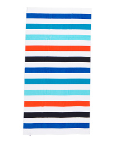Lupia Stripe Beach Towel