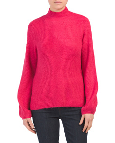 Shayla Mock Neck Sweater