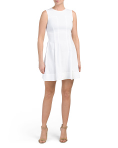 Modern Tea Linen Blend Dress