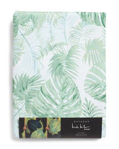 Indoor Outdoor Palm Paradise Tablecloth