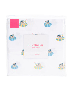 Pool Pugs Sheet Set