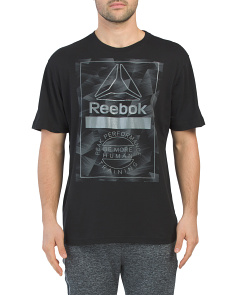 Shards Short Sleeve Graphic Tee