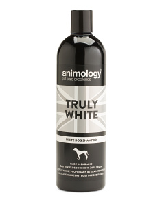 Truly White Dog Shampoo