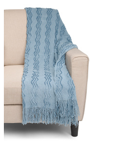 Lana Fringe Throw