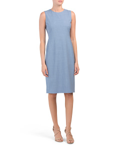 Wool Blend Eano Dress