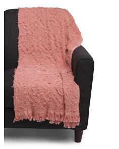 Lucia Fringe Throw