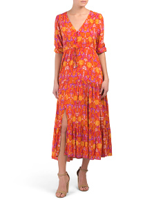 Juniors Delhi Summer Lovin Maxi Dress