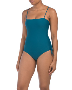 Australian Designed Bandeau One-piece Swimsuit