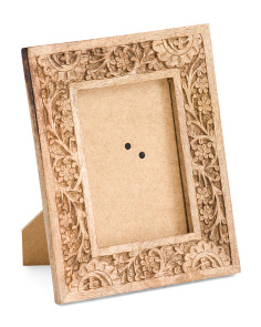 Made In India 5x7 Wooden Photo Frame