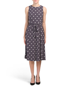 Flora Polka Dot Dress