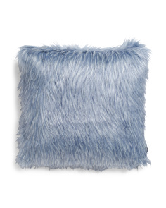 20x20 Grover Faux Fur Pillow