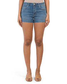 Made In Usa Gracie High Rise Shorts