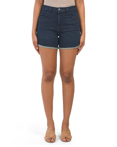 Made In Usa Joan High Rise Shorts