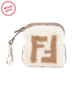 Made In Italy Toast Ff Logo Charm