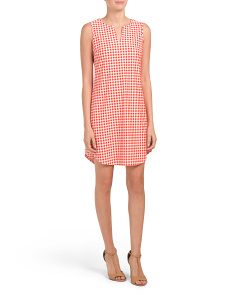 Made In Usa Allison Shift Dress