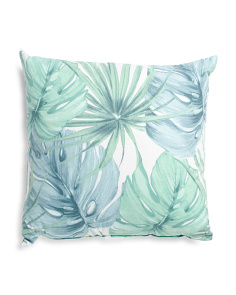 Made In Usa 24x24 Tropical Pillow