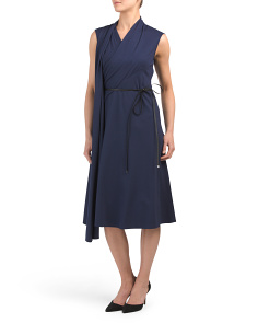 Convertible Nico Dress With Belt